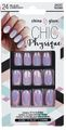 Chic physique nail tips holographic purple.jpg