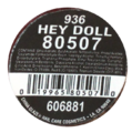 CG Hey Doll label.png